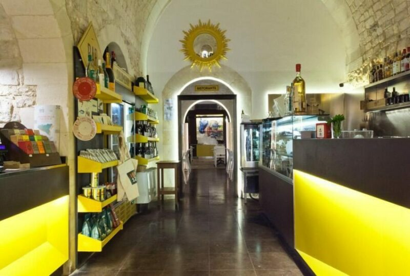 Ciccio Sultano Duomo Restaurant, Italy