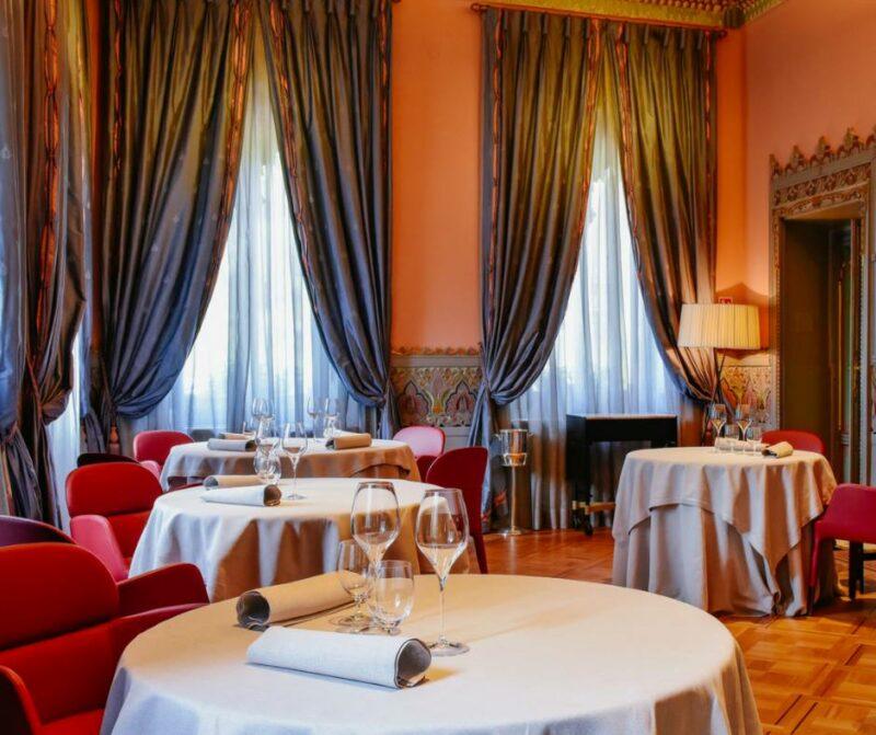 Villa Crespi Restaurant, Italy