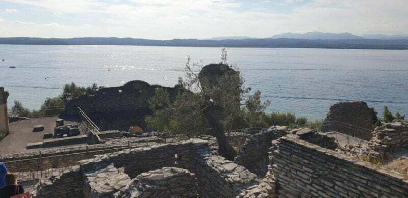 Grotte di Catullo, Lake Garda
