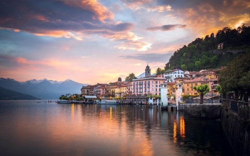 Bellagio , Lake Como , Italy