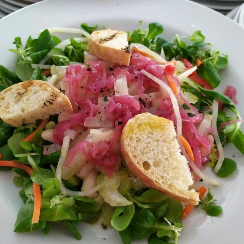 Nervetti salad