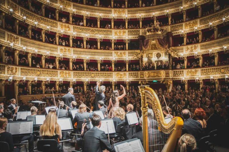 San Carlo theatre Naples