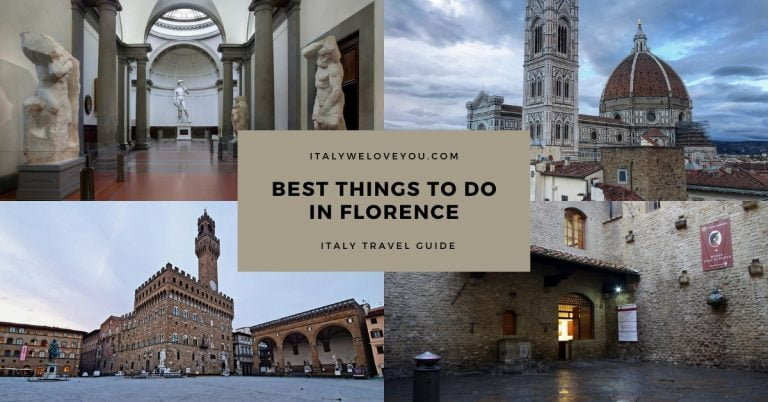 13 Best Things to Do in Florence, Italy