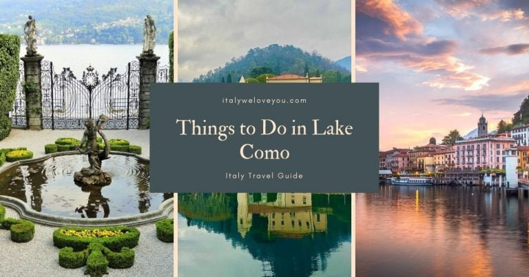 The 9 Best Things to Do in Lake Como, Italy