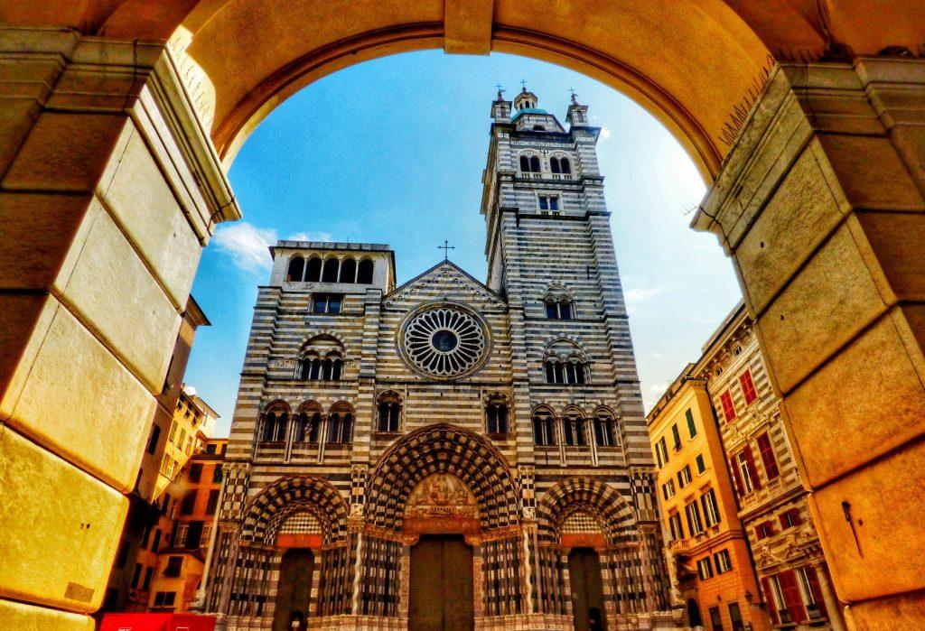 Basilica of San Lorenzo, Genoa, Italy
