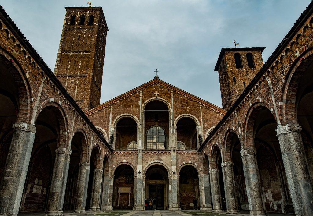 Basilica of Sant'Ambrogio