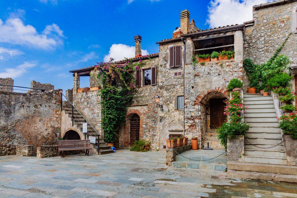 Capalbio, Tuscany