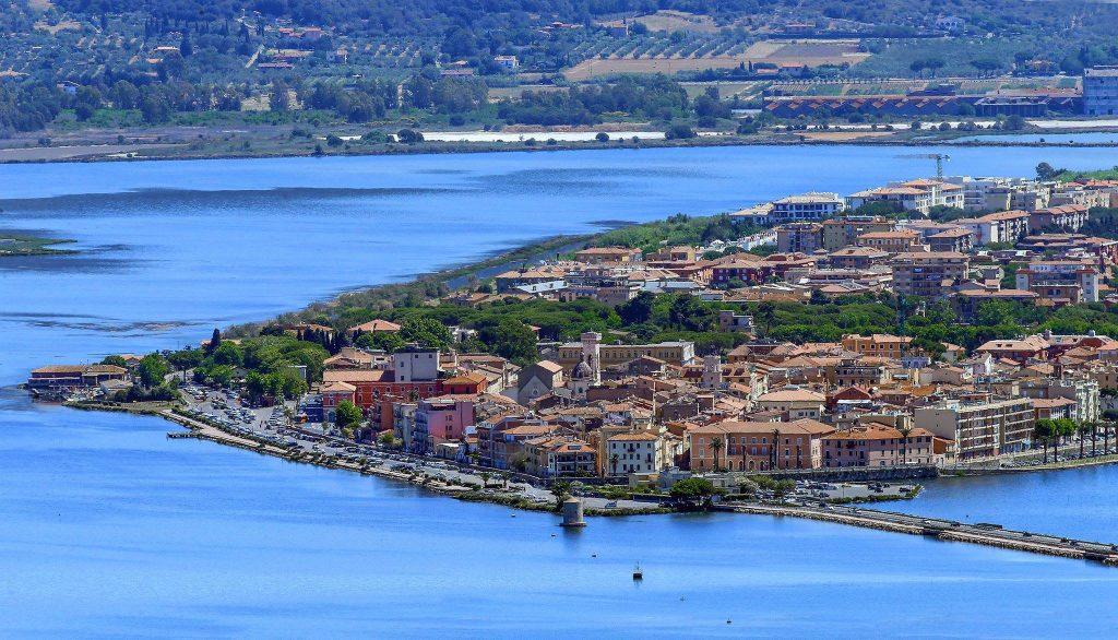 Orbetello, Tuscany, Italy