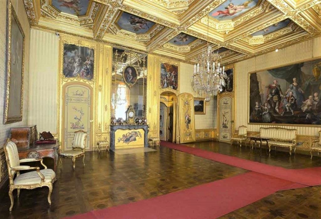 Royal Museums Turin Italy