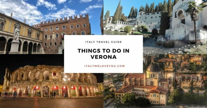 Things to do in Verona, Italy