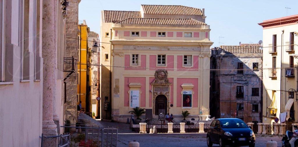 Antico Palazzo di Citta, Cag;iari