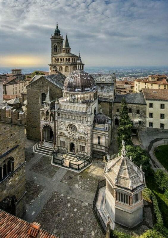 Bergamo - Piazza Duomo