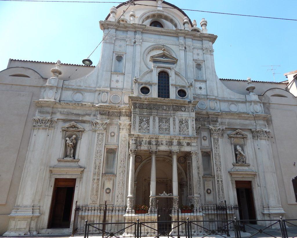 Brescia, Chiesa di Santa Maria dei Miracoli