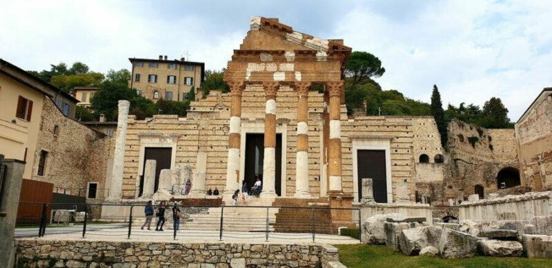 Capitolium of Brixia