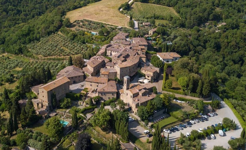 castello di Volpaia, Chianti