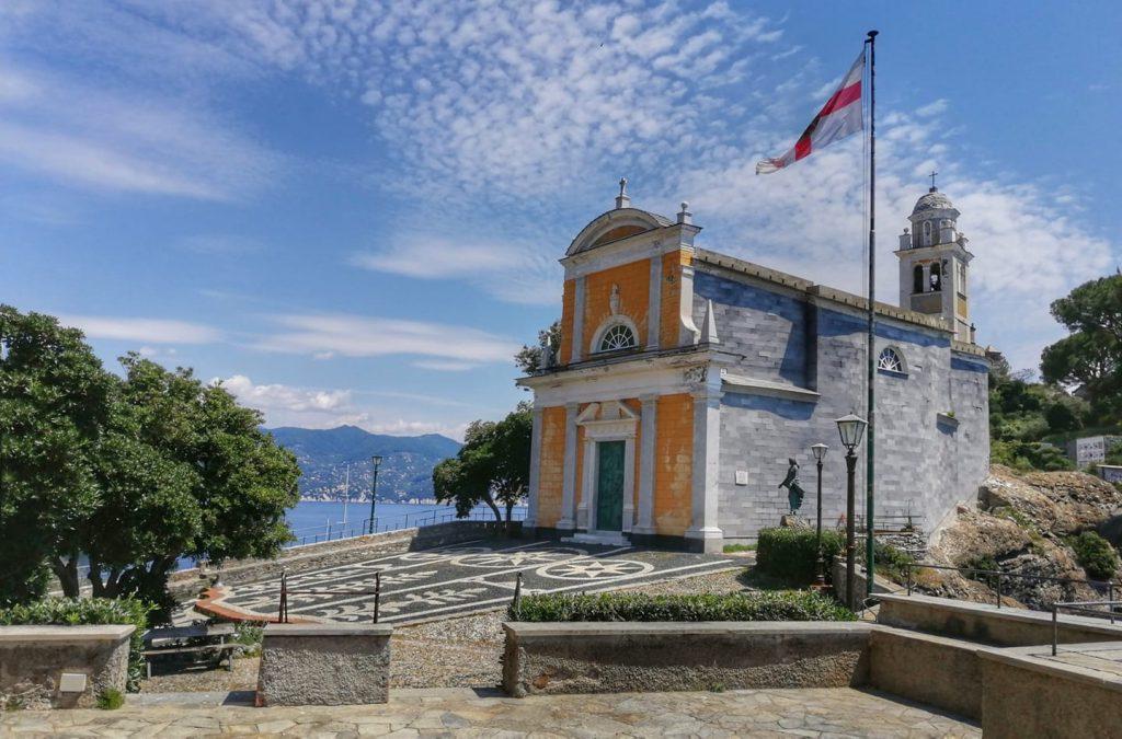San Giorgio. Portofino