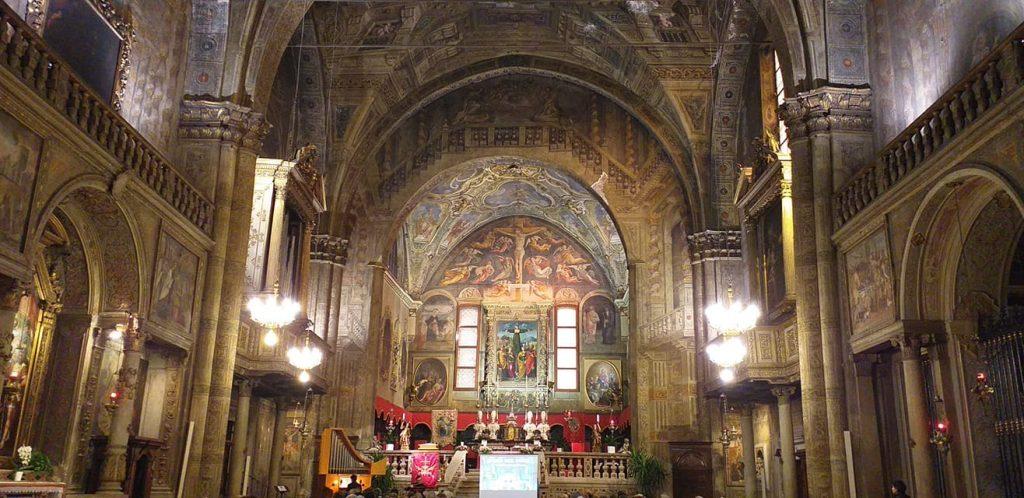 Church of Sant'Agata, Brescia