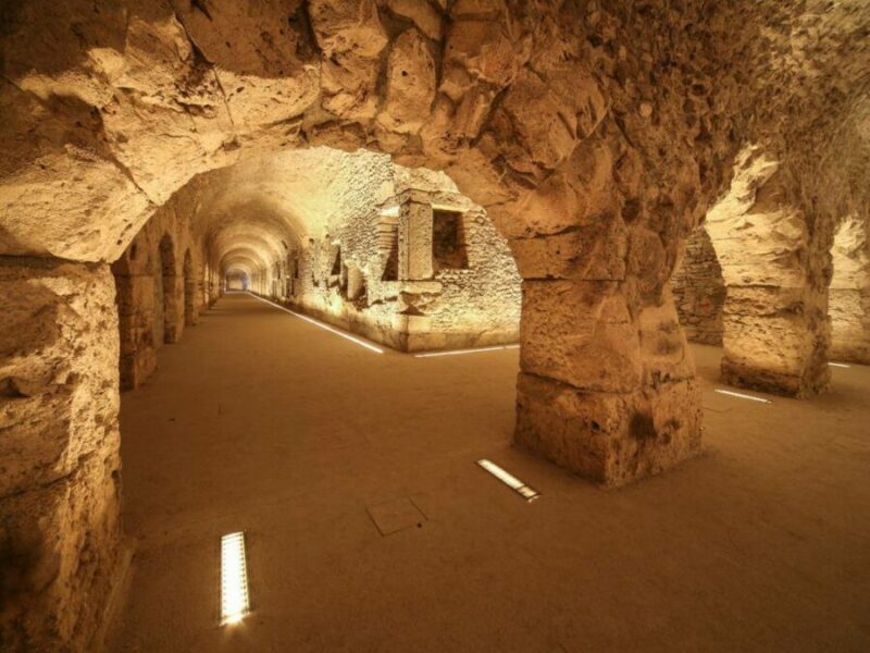Cryptoporticus, Aosta Valley