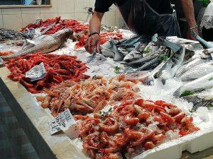 Fish Market, Cagliari