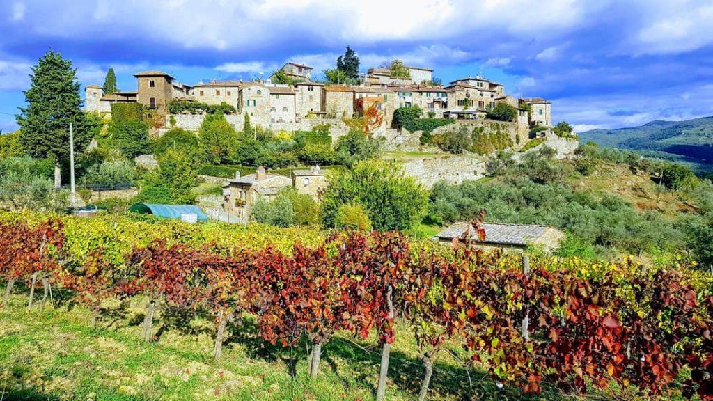 Montefioralle, Chianti