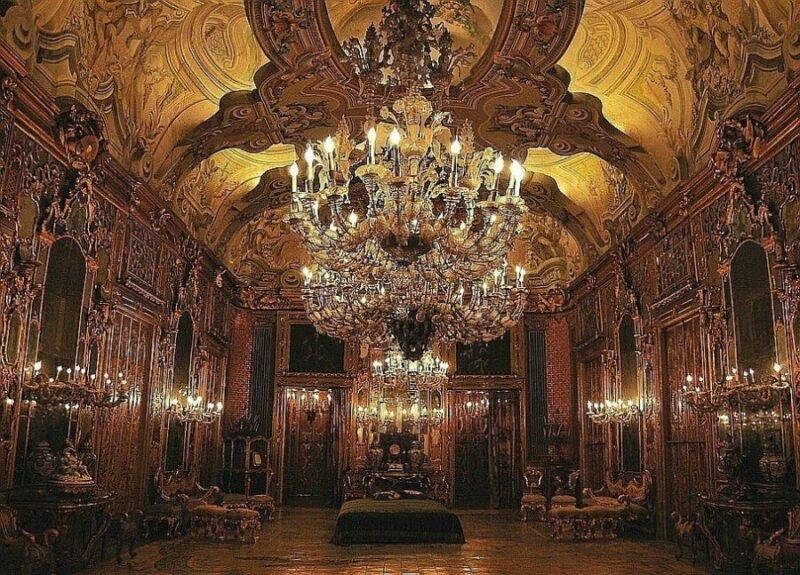 Palazzo Gangi Valguarnera. Palermo