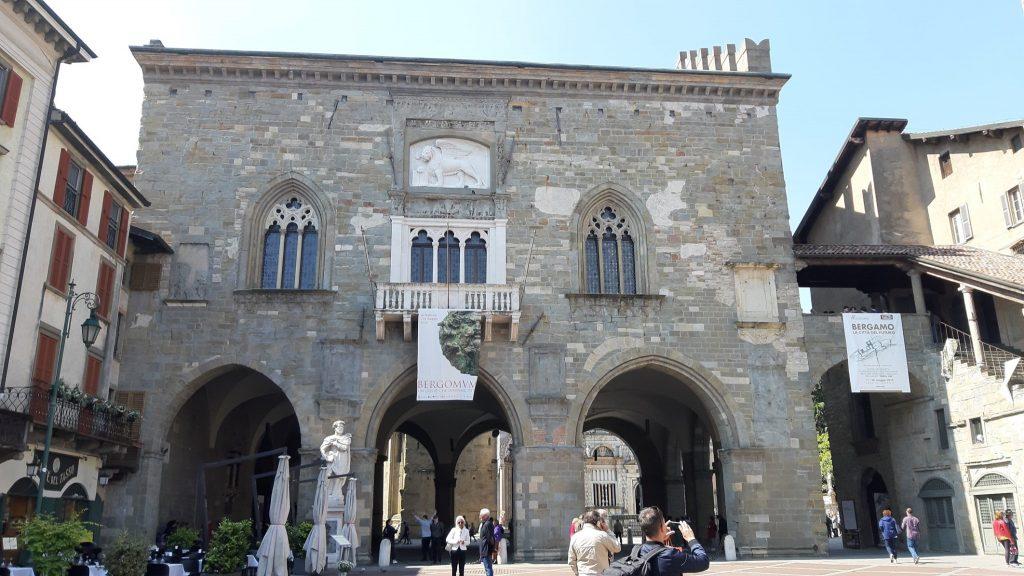 Palazzo della Ragione, Bergamo, Italy
