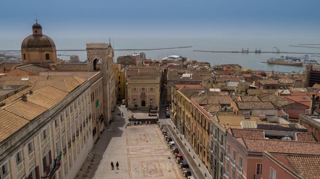 Piazza Palazzo, Cagliari