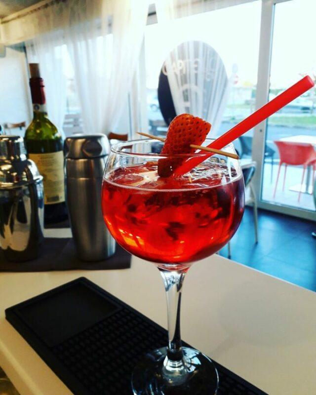 Pirlo is a typical Italian aperitivo