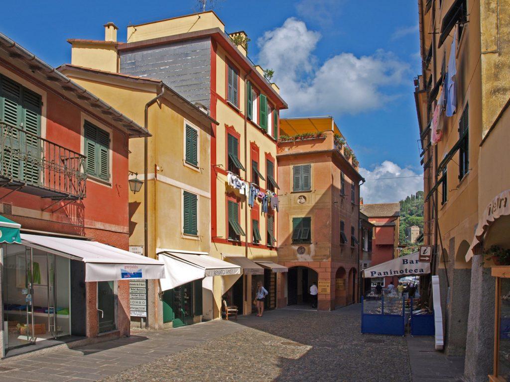Portofino - Via Roma
