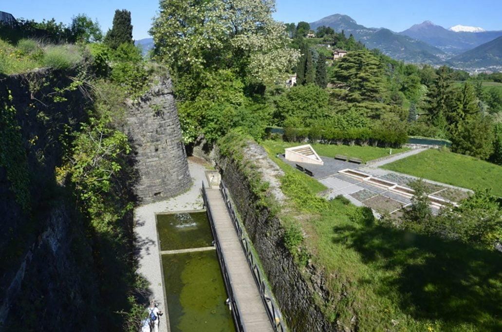 San Vigilio Castle, Bergamo