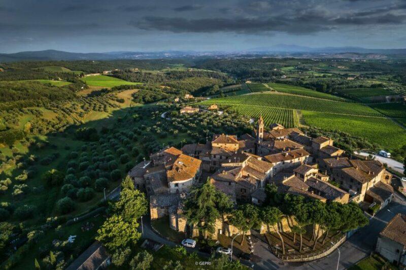 San gusmé, Tuscany, Italy