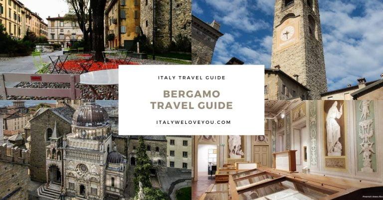 15 Best Things to Do in Bergamo, Italy
