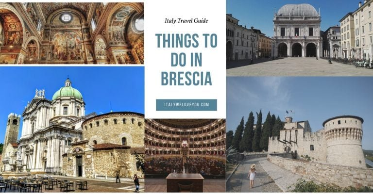14 Best Things to Do in Brescia, Italy