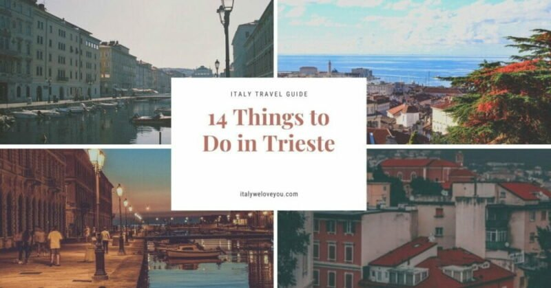 Things to do in Treste