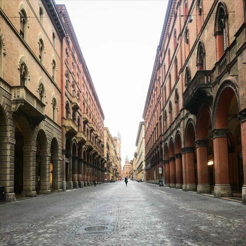 Via Indipendenza, Bologna