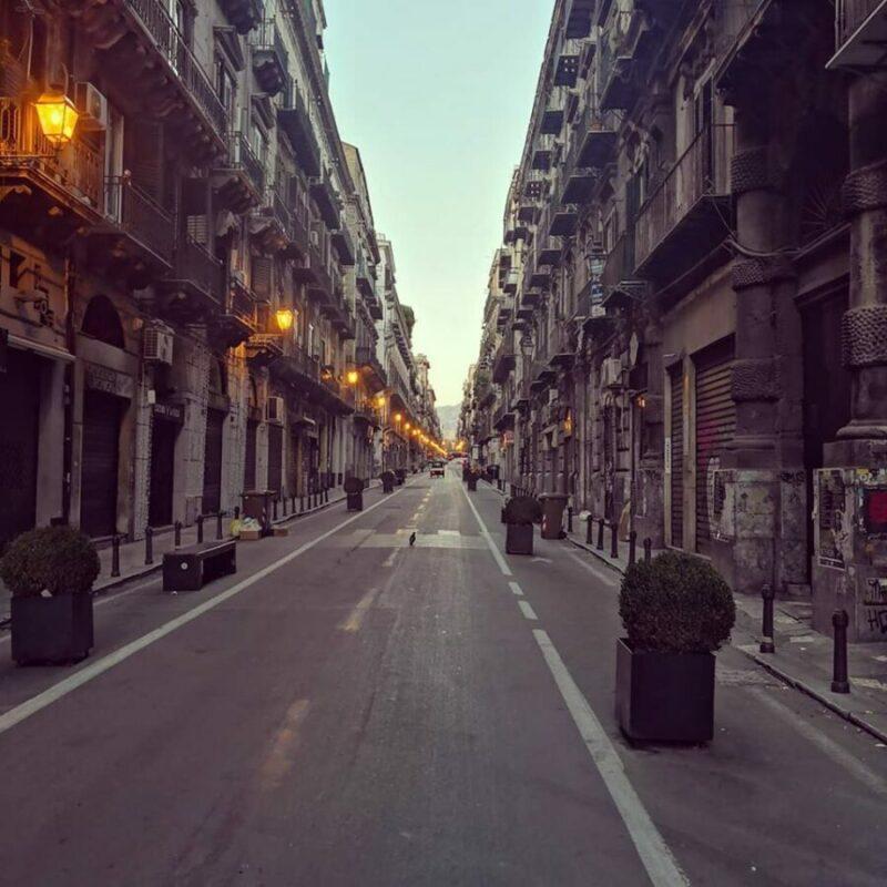 Via Vittorio Emanuele, Palermo