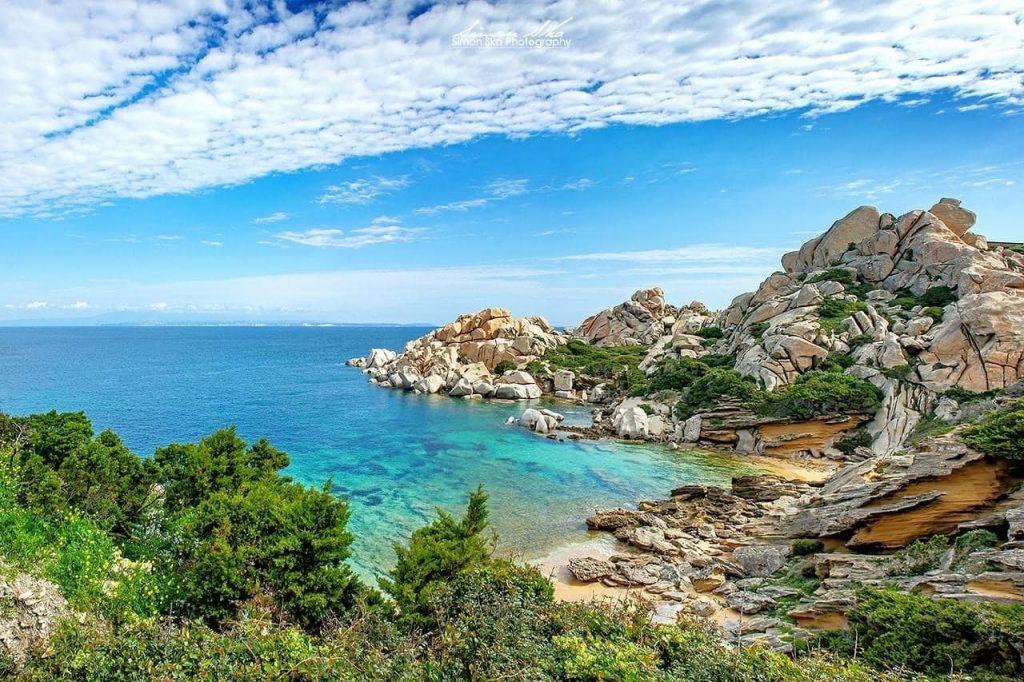 Cala Spinosa, Sardinia