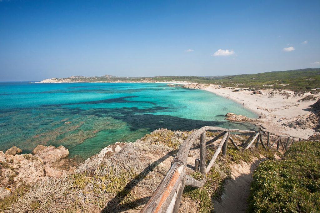 Rena Majori, Sardinia