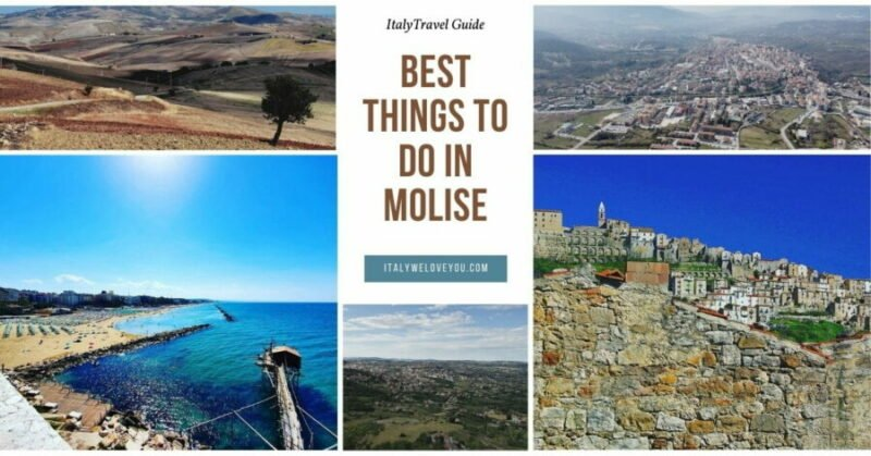 Things to Do in Molise, Italy