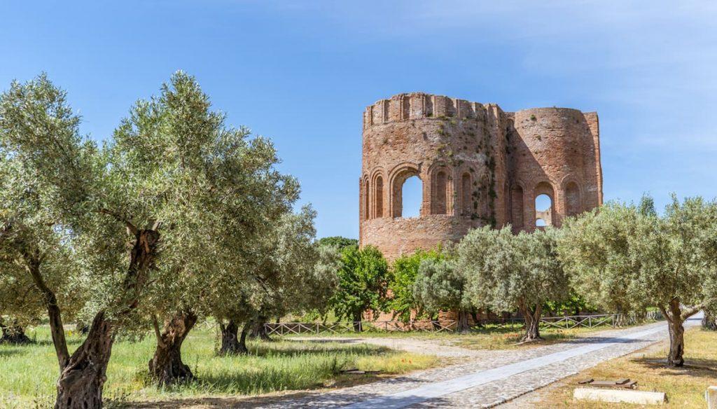 Scolacium Archaeological Park