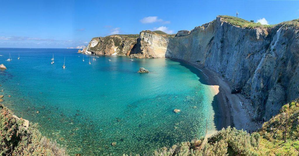 Chiaia di Luna Beach, Italy