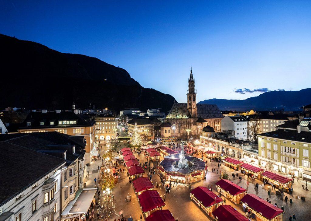 hristmas in Bolzano, Italy