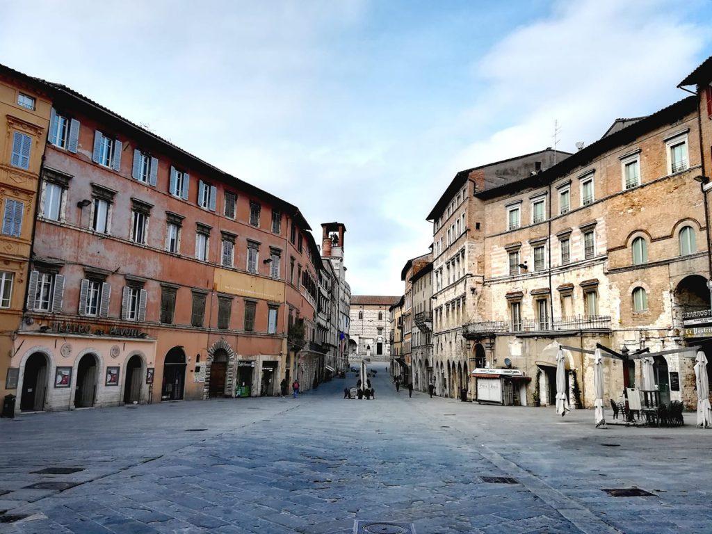 Corso Vannucci, Perugia