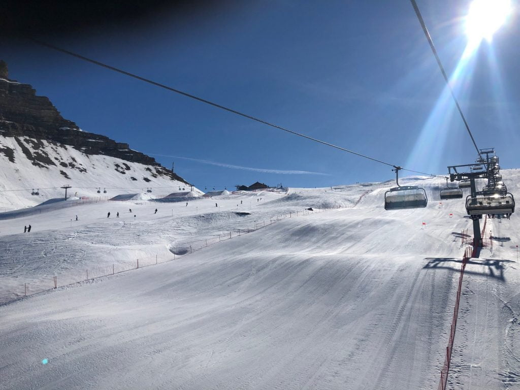 Madonna di Campiglio ski resort
