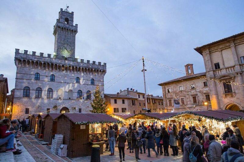 Montepulciano Christmas Markets