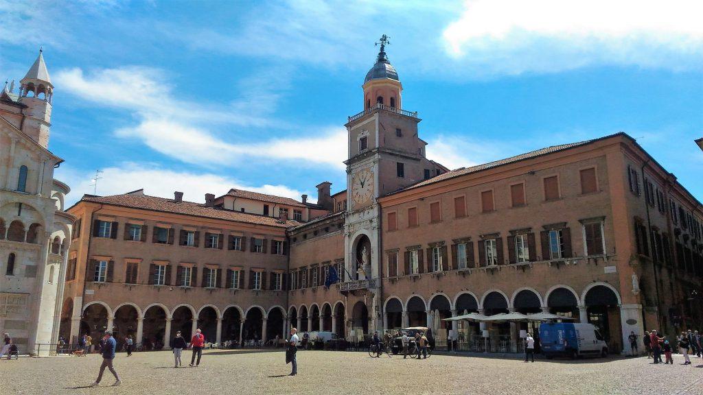 Palazzo Comunale in Piazza Grande