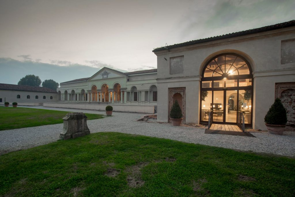 Palazzo Te Mantua, Italy