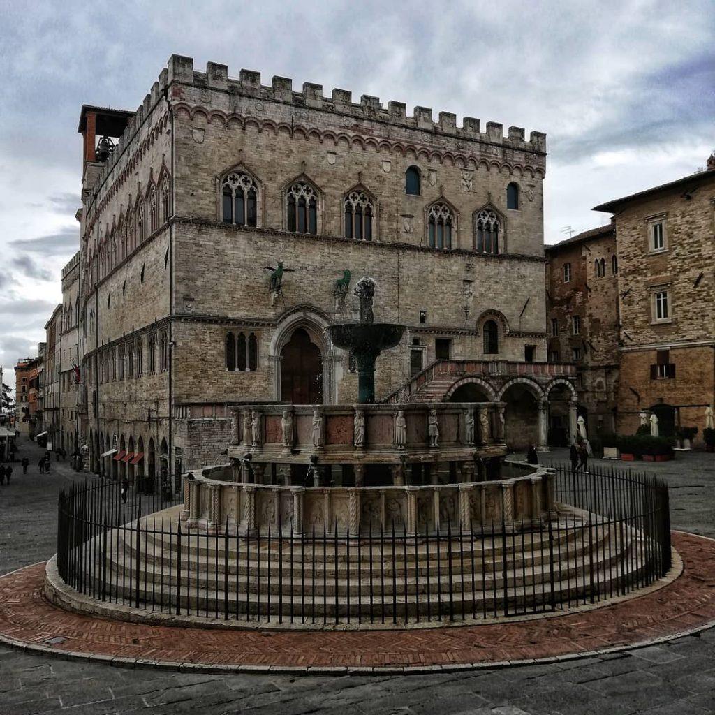 Palazzo dei Priori Perugia