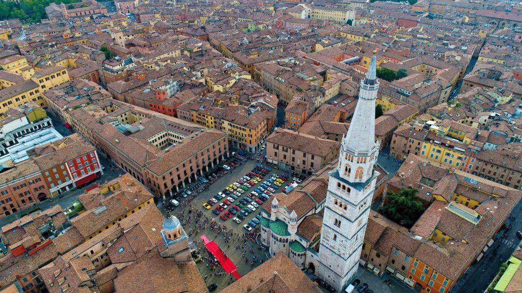 Piazza Grande, Modena