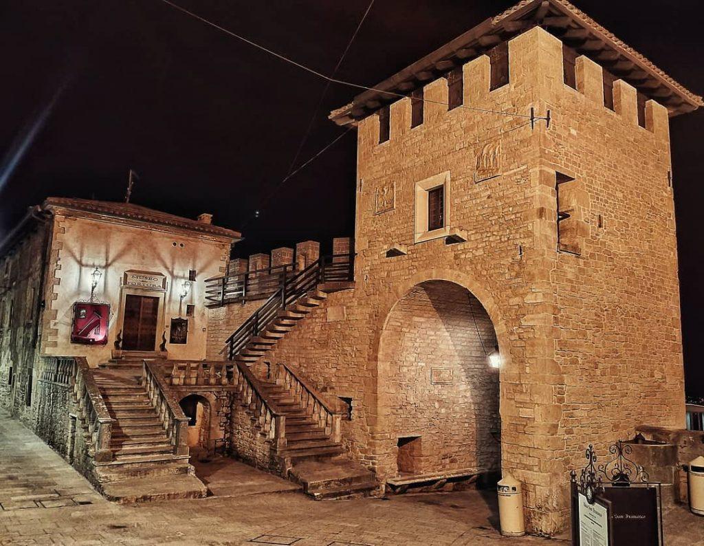 San Francesco Gate, San Marino